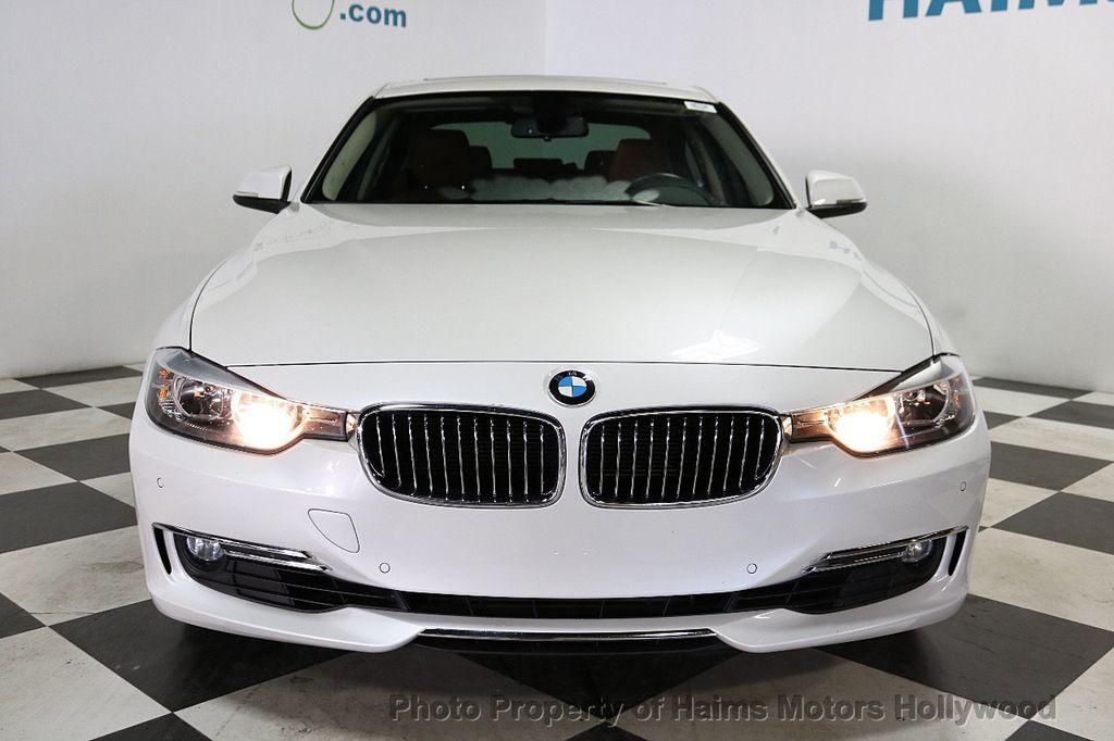 2015 BMW 3 Series 328i - 18143342 - 2
