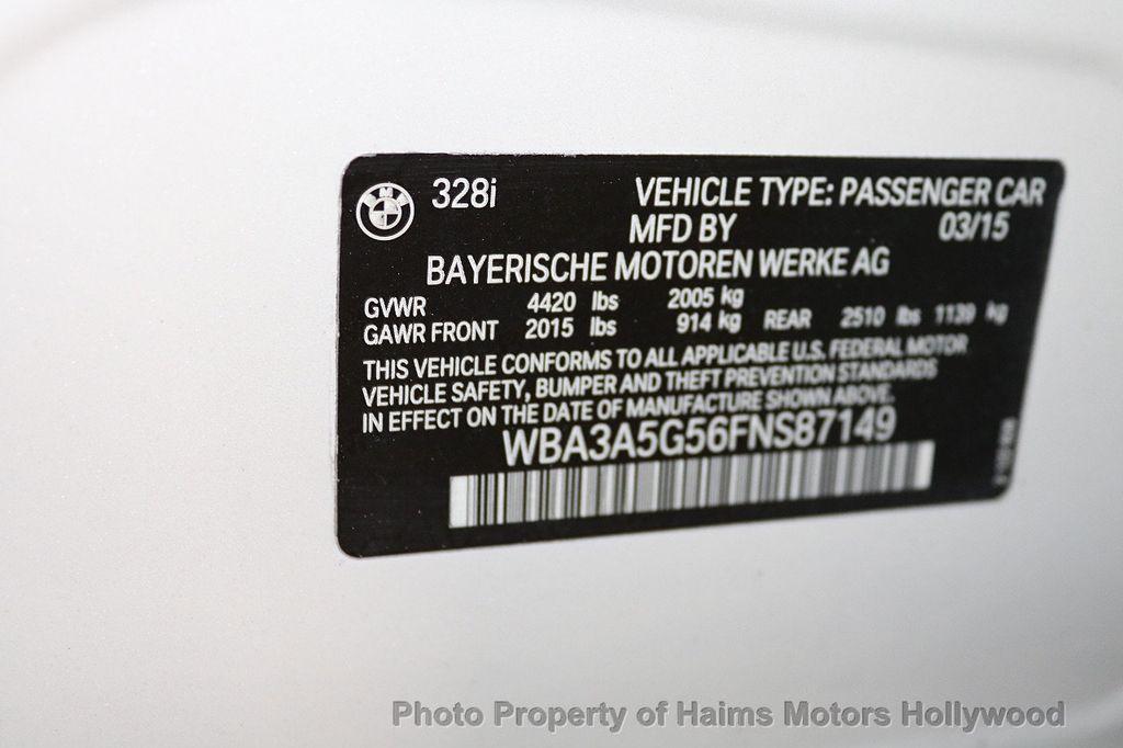 2015 BMW 3 Series 328i - 18143342 - 35