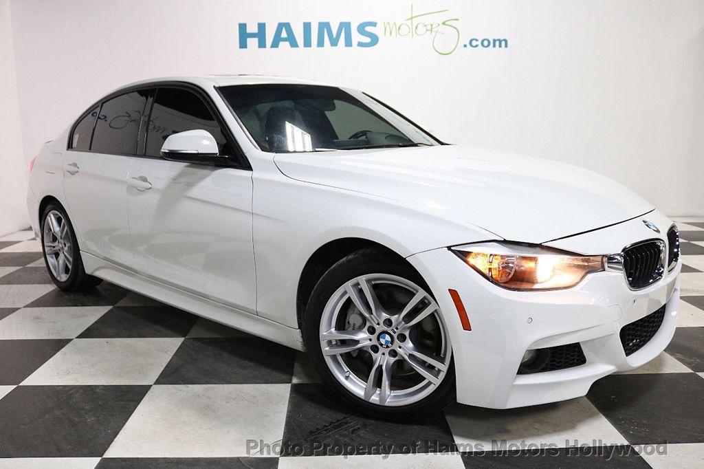 2015 BMW 3 Series 328i - 18365697 - 3