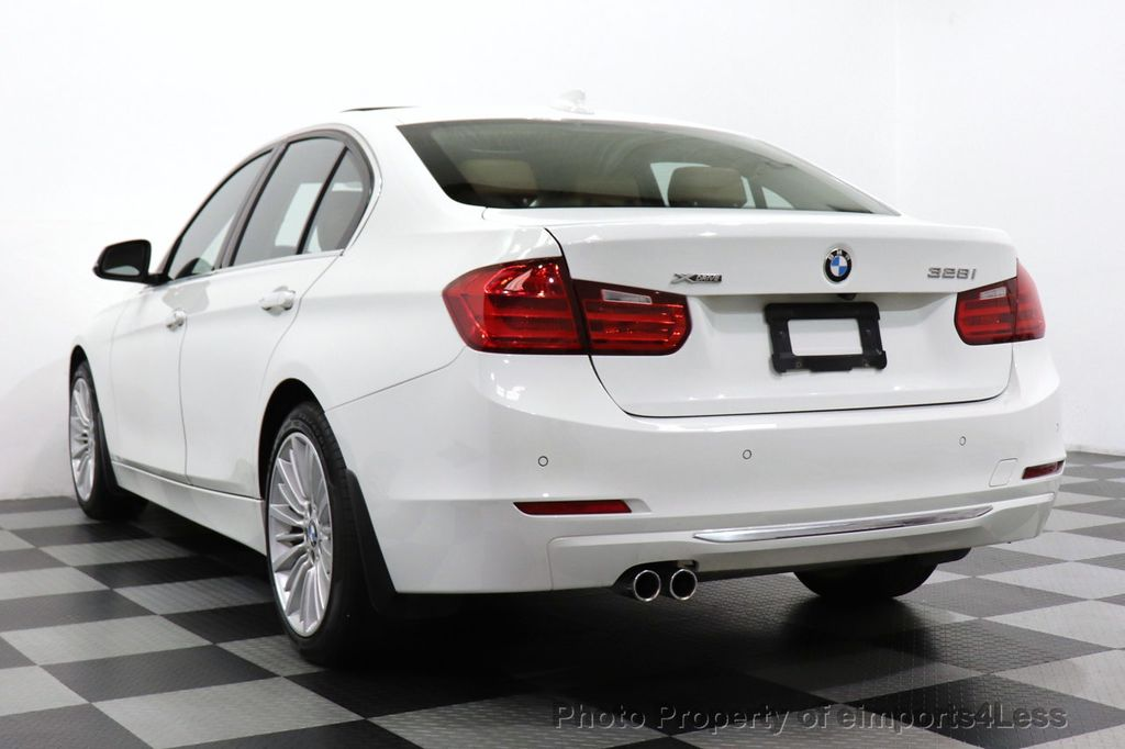 2015 BMW 3 Series 328i xDrive Luxury Line AWD XENONS CAM NAVIGATION - 18398374 - 15