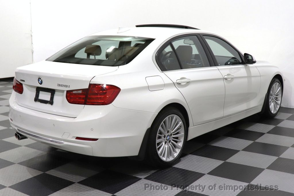 2015 BMW 3 Series 328i xDrive Luxury Line AWD XENONS CAM NAVIGATION - 18398374 - 17