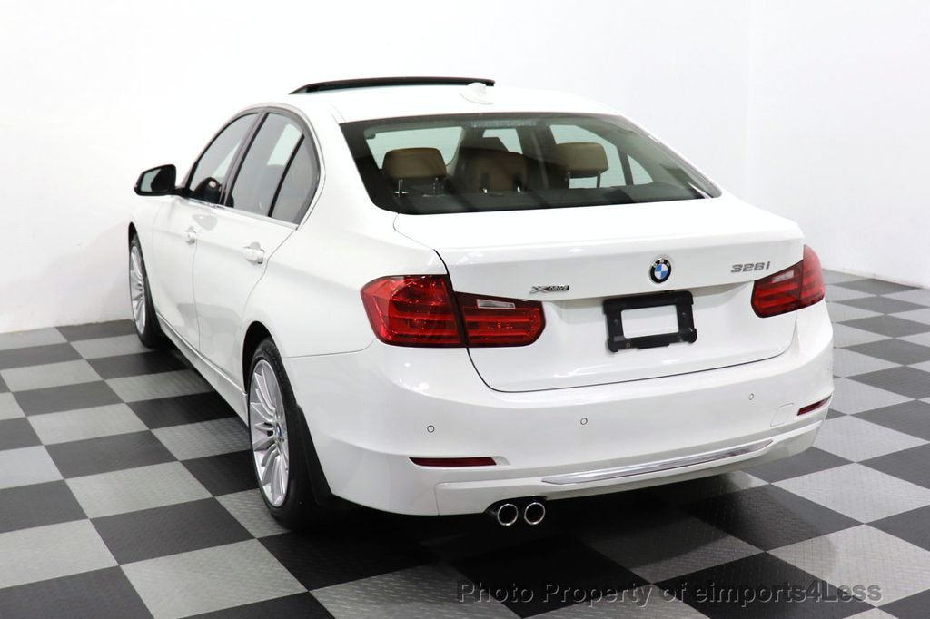 2015 BMW 3 Series 328i xDrive Luxury Line AWD XENONS CAM NAVIGATION - 18398374 - 46