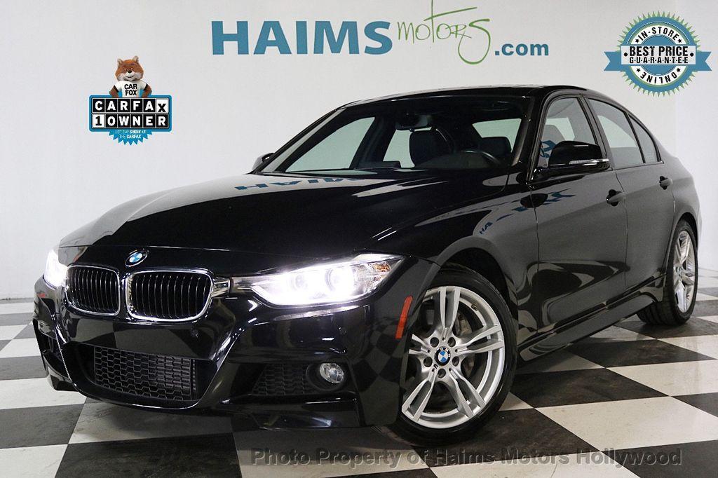 2015 BMW 3 Series 335i - 17536425 - 0