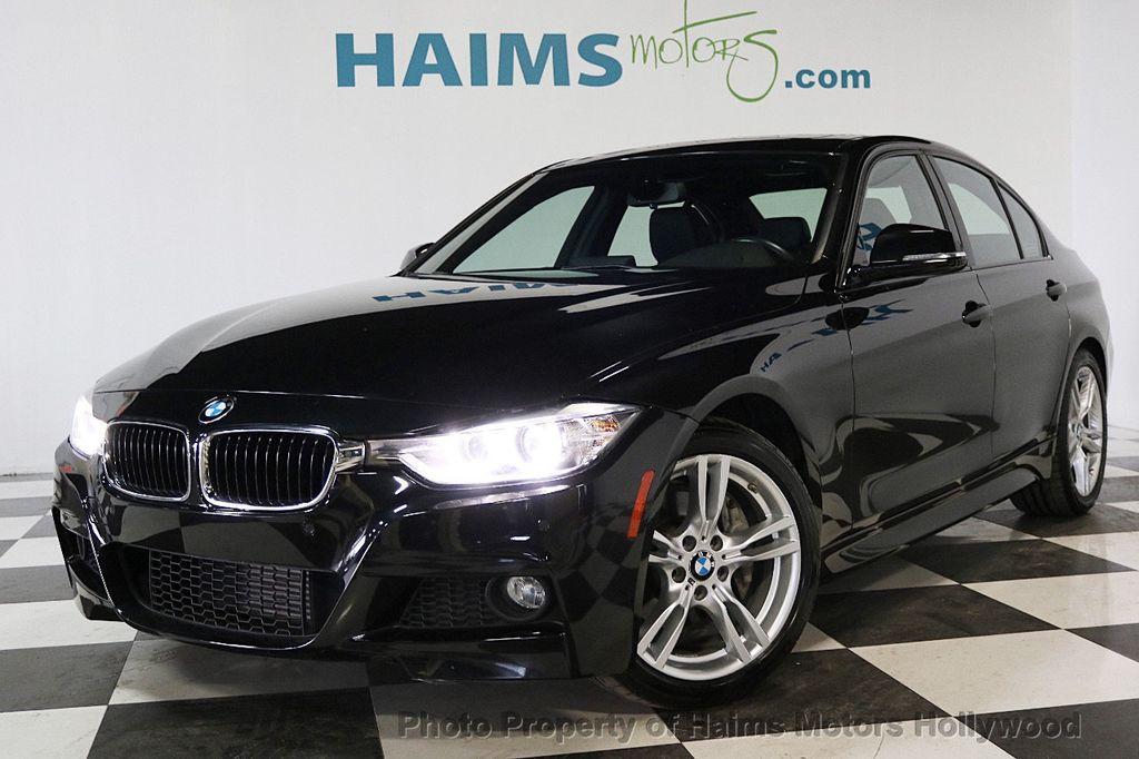 2015 BMW 3 Series 335i - 17536425 - 1