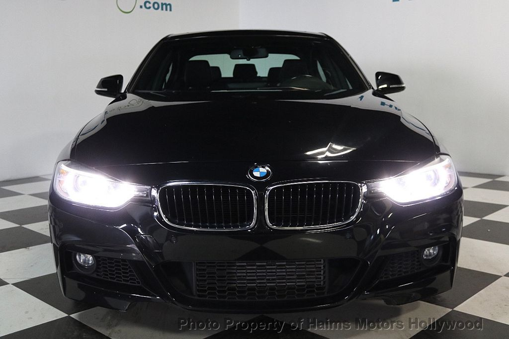 2015 Used Bmw 3 Series 335i At Haims Motors Serving Fort