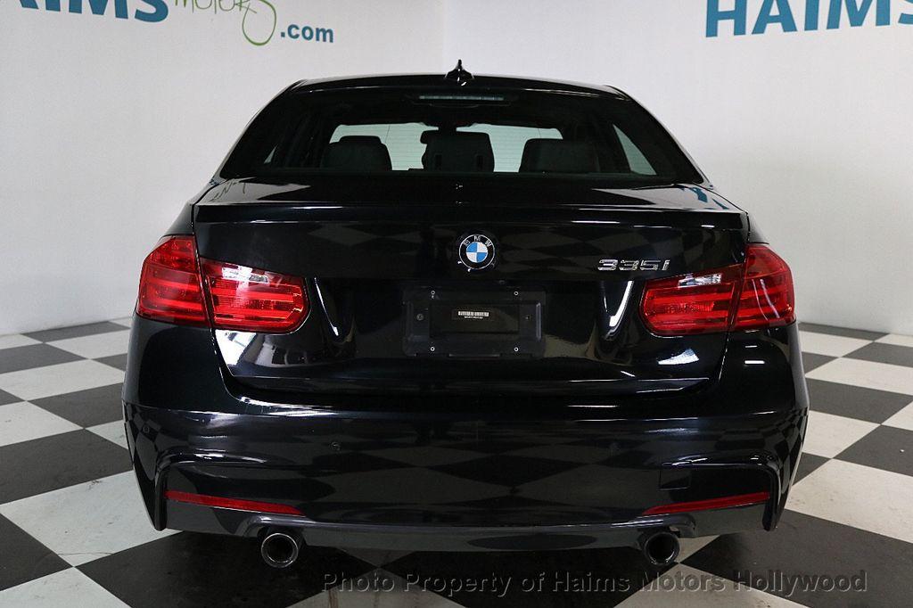 2015 BMW 3 Series 335i - 17536425 - 5