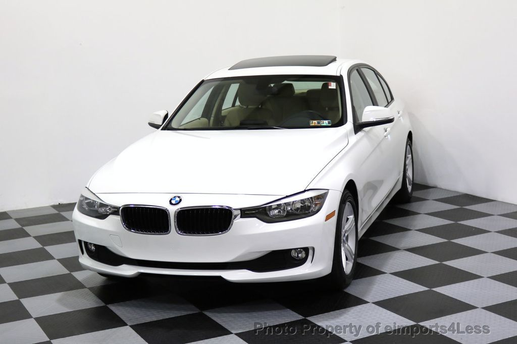 2015 BMW 3 Series CERTIFIED 320i xDRIVE AWD  - 17308038 - 12