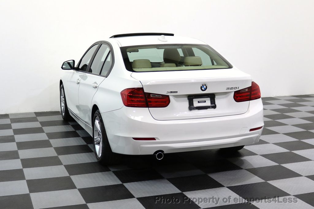 2015 BMW 3 Series CERTIFIED 320i xDRIVE AWD  - 17308038 - 14