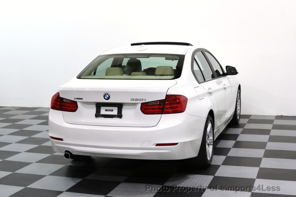 2015 BMW 3 Series CERTIFIED 320i xDRIVE AWD  - 17308038 - 16