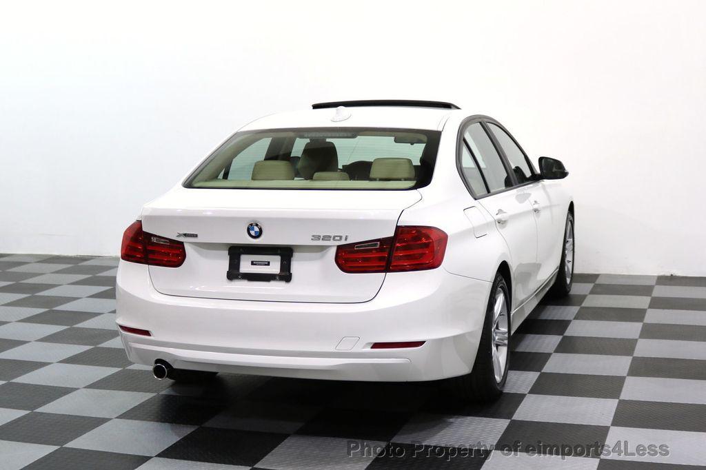 2015 BMW 3 Series CERTIFIED 320i xDRIVE AWD  - 17308038 - 16