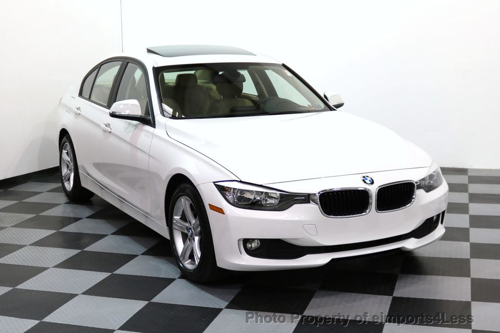 2015 BMW 3 Series CERTIFIED 320i xDRIVE AWD  - 17308038 - 1