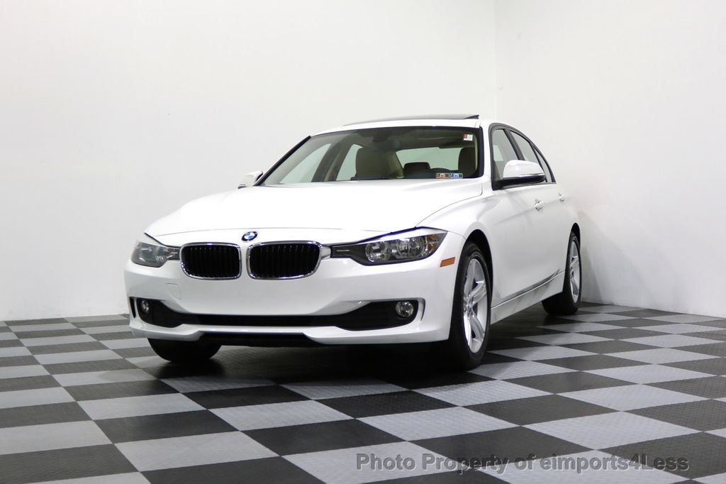 2015 BMW 3 Series CERTIFIED 320i xDRIVE AWD  - 17308038 - 25