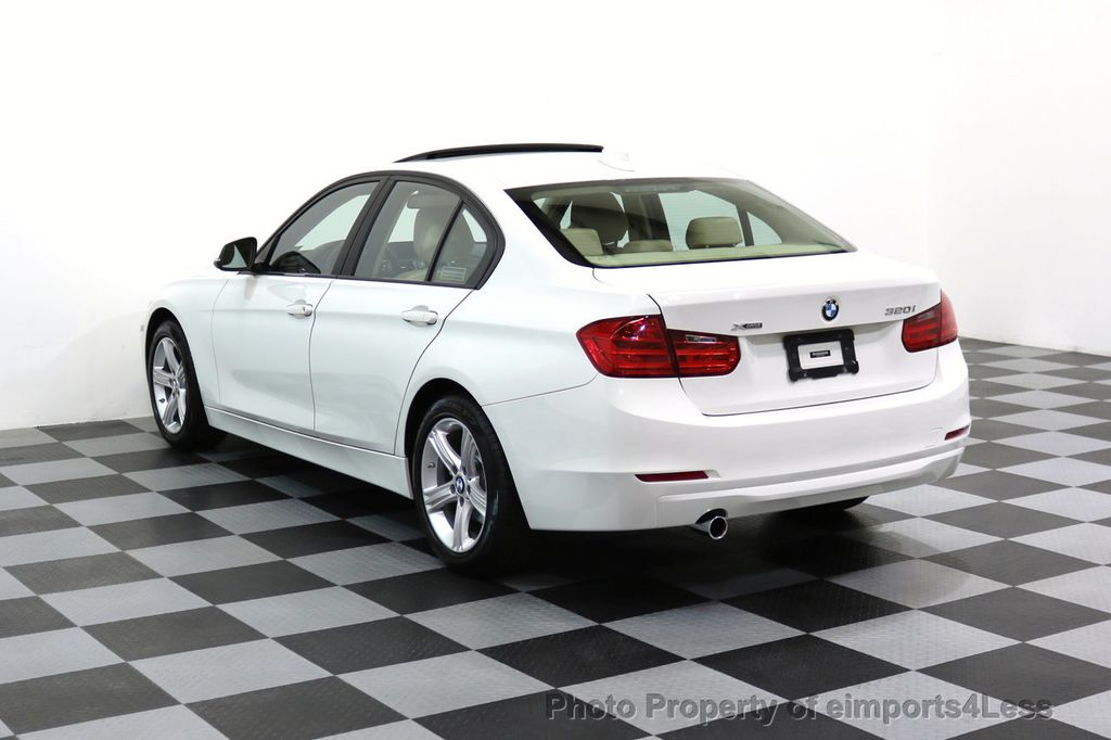 2015 BMW 3 Series CERTIFIED 320i xDRIVE AWD  - 17308038 - 27