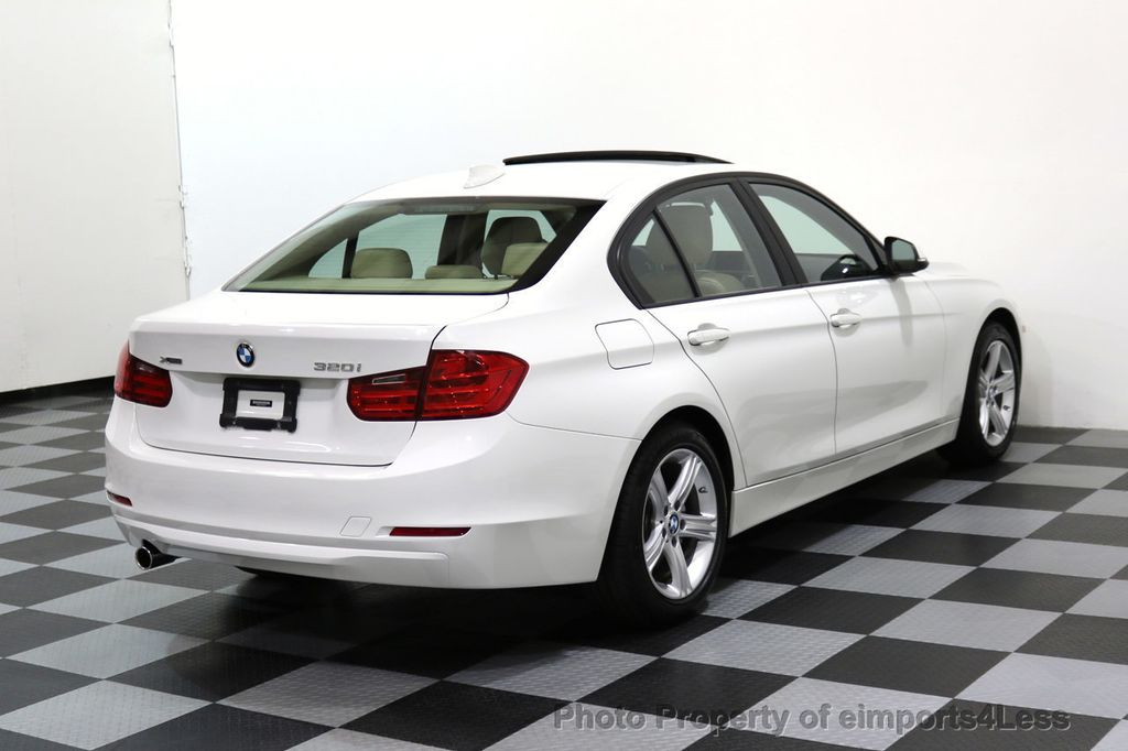 2015 BMW 3 Series CERTIFIED 320i xDRIVE AWD  - 17308038 - 29