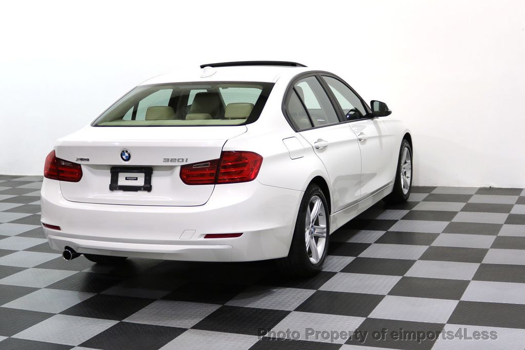 2015 BMW 3 Series CERTIFIED 320i xDRIVE AWD  - 17308038 - 3
