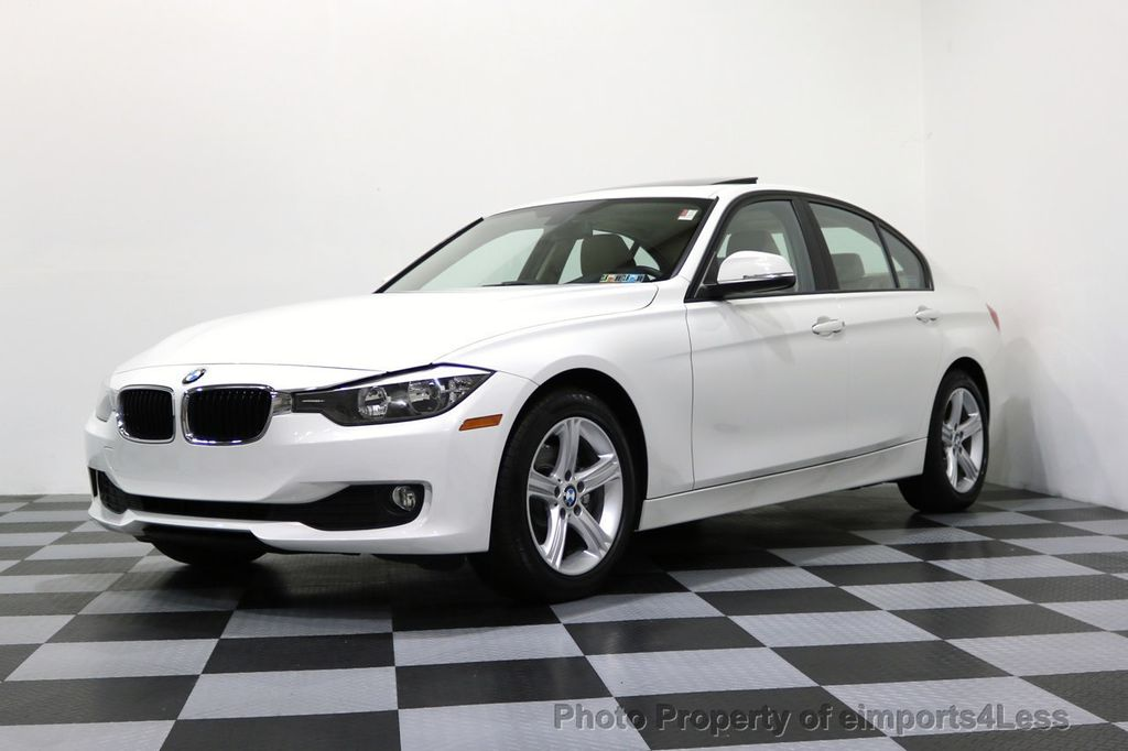 2015 BMW 3 Series CERTIFIED 320i xDRIVE AWD  - 17308038 - 41