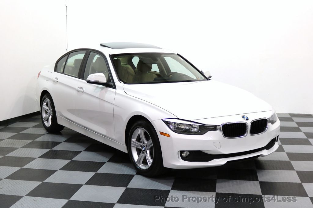 2015 BMW 3 Series CERTIFIED 320i xDRIVE AWD  - 17308038 - 42
