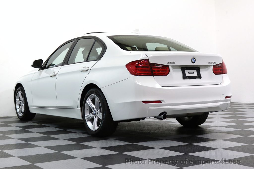 2015 BMW 3 Series CERTIFIED 320i xDRIVE AWD  - 17308038 - 43