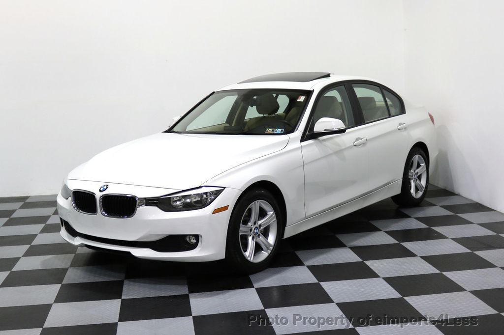 2015 BMW 3 Series CERTIFIED 320i xDRIVE AWD  - 17308038 - 45