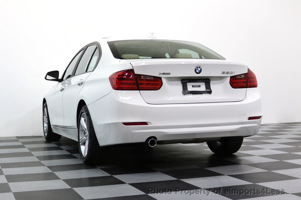 2015 BMW 3 Series CERTIFIED 320i xDRIVE AWD  - 17308038 - 46