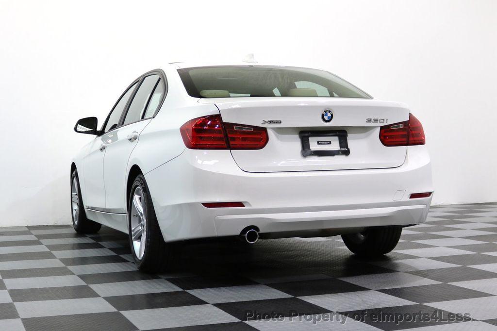 2015 BMW 3 Series CERTIFIED 320i xDRIVE AWD  - 17308038 - 46