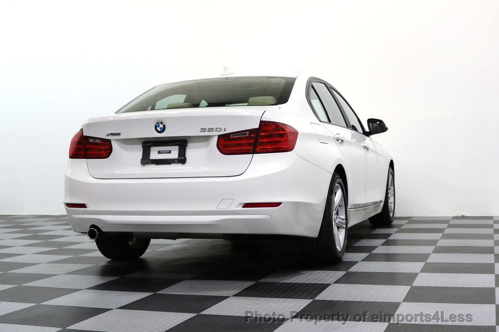 2015 BMW 3 Series CERTIFIED 320i xDRIVE AWD  - 17308038 - 47