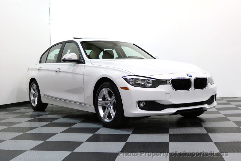 2015 BMW 3 Series CERTIFIED 320i xDRIVE AWD  - 17308038 - 48
