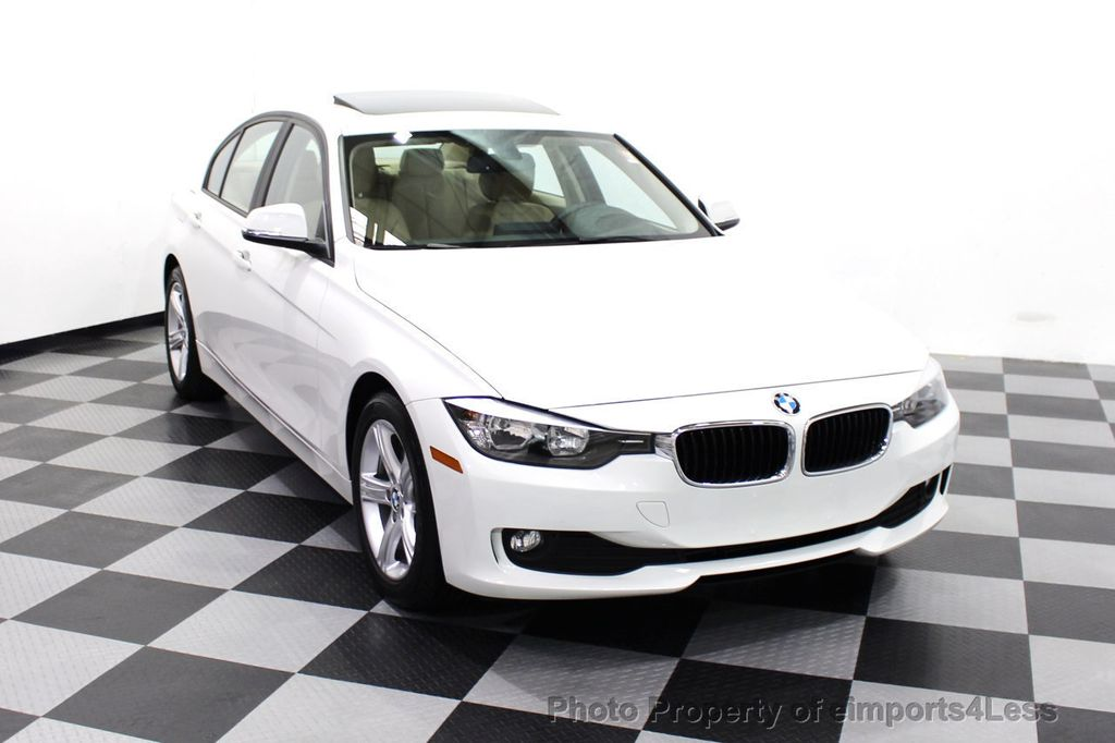 2015 BMW 3 Series CERTIFIED 320i xDRIVE AWD PREMIUM PACKAGE NAVIGATION - 18006912 - 14