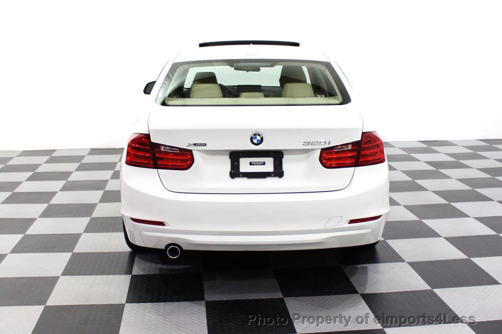 2015 BMW 3 Series CERTIFIED 320i xDRIVE AWD PREMIUM PACKAGE NAVIGATION - 18006912 - 16