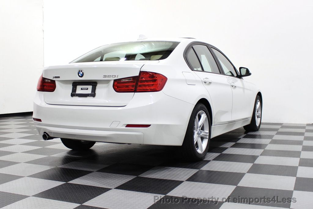 2015 BMW 3 Series CERTIFIED 320i xDRIVE AWD PREMIUM PACKAGE NAVIGATION - 18006912 - 17