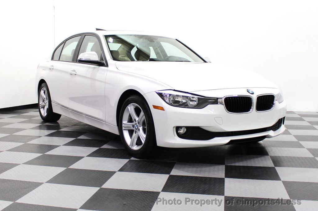 2015 BMW 3 Series CERTIFIED 320i xDRIVE AWD PREMIUM PACKAGE NAVIGATION - 18006912 - 1
