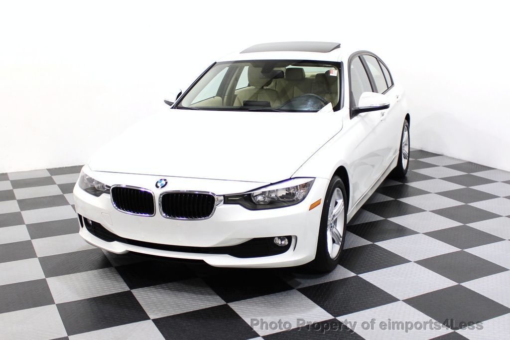 2015 BMW 3 Series CERTIFIED 320i xDRIVE AWD PREMIUM PACKAGE NAVIGATION - 18006912 - 27
