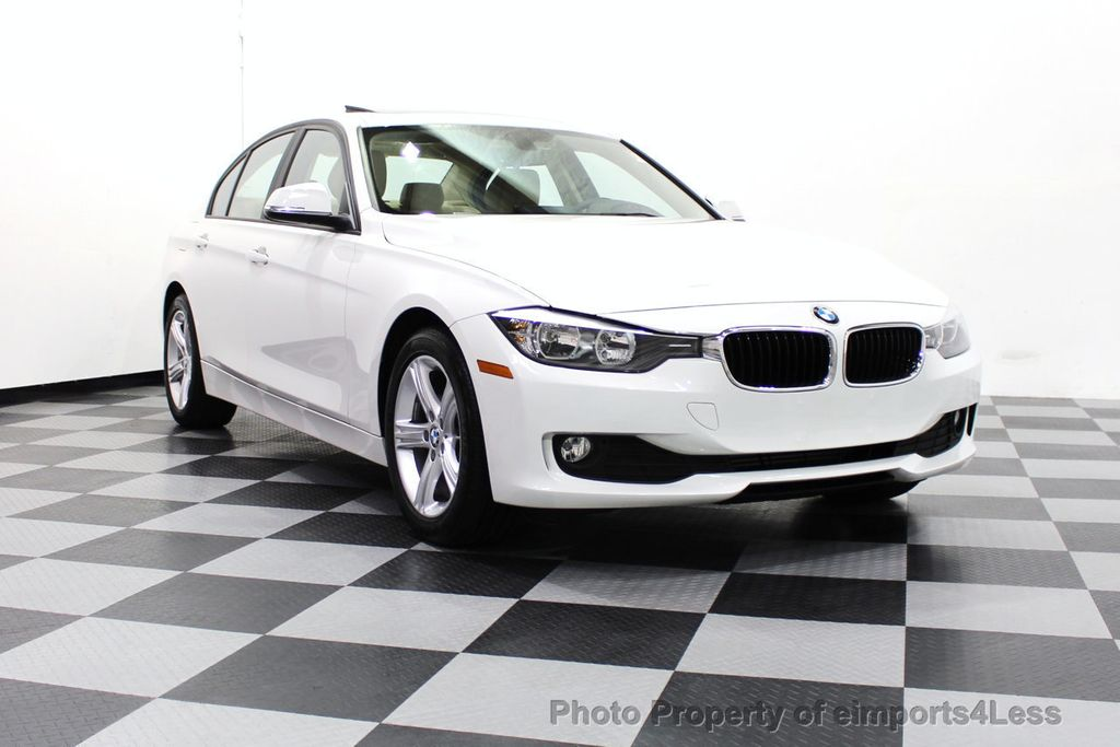 2015 BMW 3 Series CERTIFIED 320i xDRIVE AWD PREMIUM PACKAGE NAVIGATION - 18006912 - 28