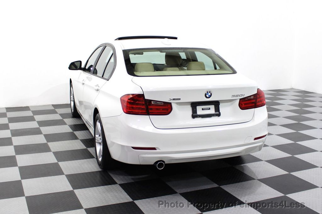 2015 BMW 3 Series CERTIFIED 320i xDRIVE AWD PREMIUM PACKAGE NAVIGATION - 18006912 - 29