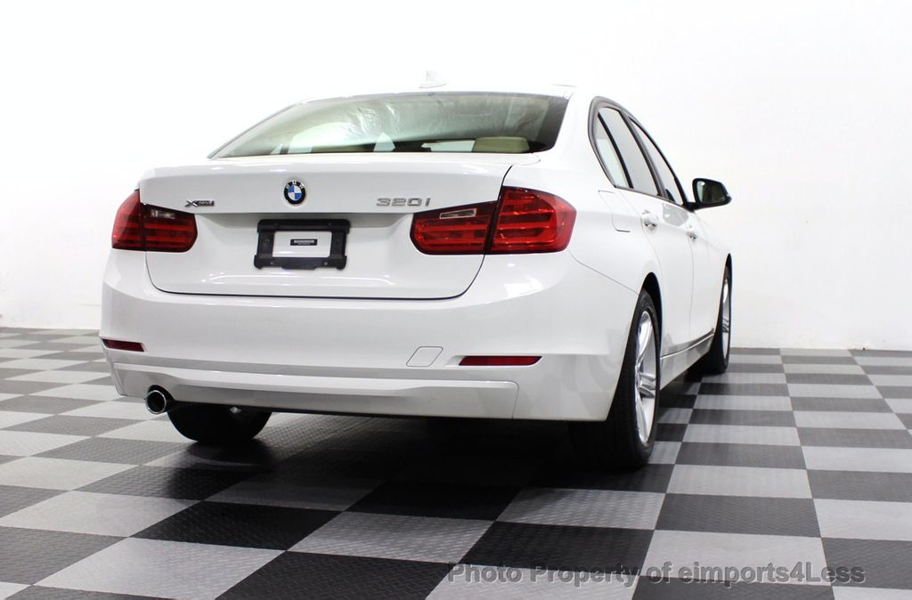 2015 BMW 3 Series CERTIFIED 320i xDRIVE AWD PREMIUM PACKAGE NAVIGATION - 18006912 - 31