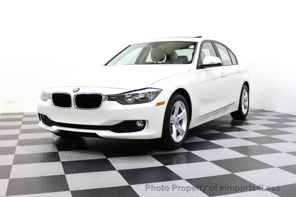 2015 BMW 3 Series CERTIFIED 320i xDRIVE AWD PREMIUM PACKAGE NAVIGATION - 18006912 - 43