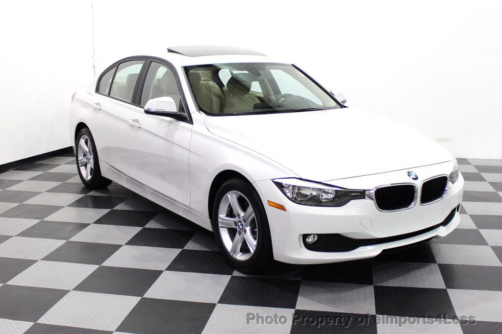 2015 BMW 3 Series CERTIFIED 320i xDRIVE AWD PREMIUM PACKAGE NAVIGATION - 18006912 - 44