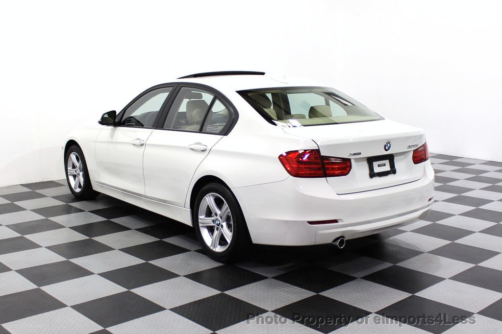 2015 BMW 3 Series CERTIFIED 320i xDRIVE AWD PREMIUM PACKAGE NAVIGATION - 18006912 - 45