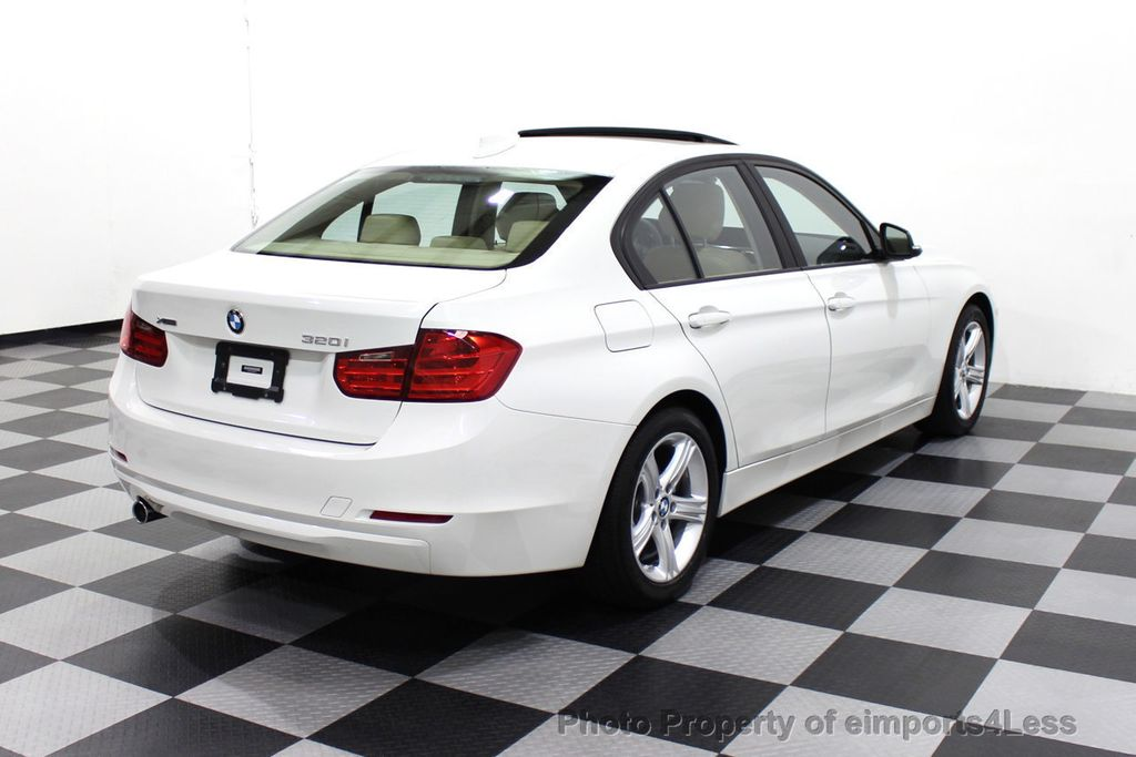 2015 BMW 3 Series CERTIFIED 320i xDRIVE AWD PREMIUM PACKAGE NAVIGATION - 18006912 - 46