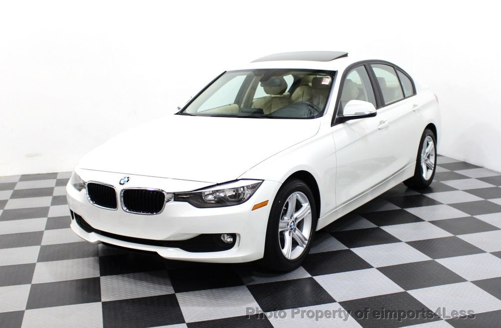 2015 BMW 3 Series CERTIFIED 320i xDRIVE AWD PREMIUM PACKAGE NAVIGATION - 18006912 - 51