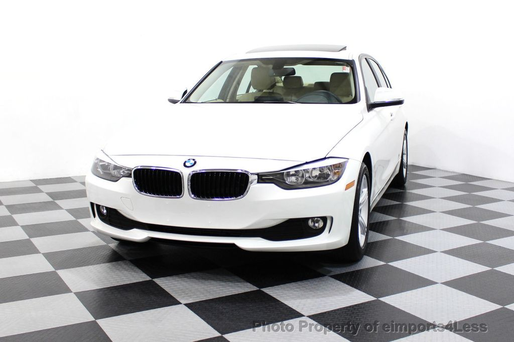 2015 BMW 3 Series CERTIFIED 320i xDRIVE AWD PREMIUM PACKAGE NAVIGATION - 18006912 - 52