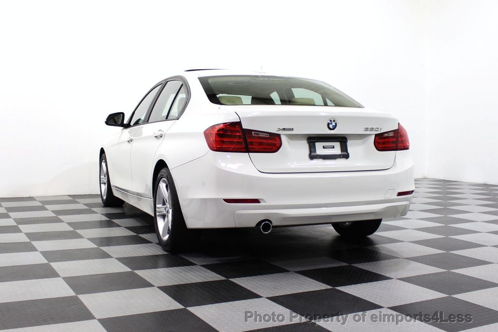 2015 BMW 3 Series CERTIFIED 320i xDRIVE AWD PREMIUM PACKAGE NAVIGATION - 18006912 - 53