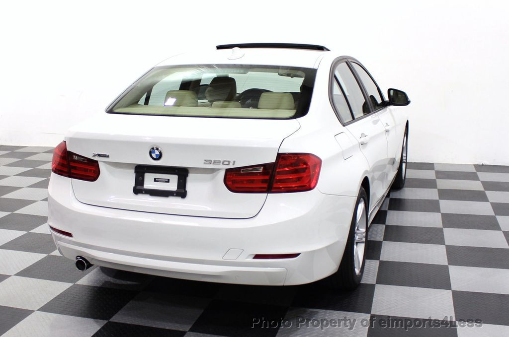 2015 BMW 3 Series CERTIFIED 320i xDRIVE AWD PREMIUM PACKAGE NAVIGATION - 18006912 - 54