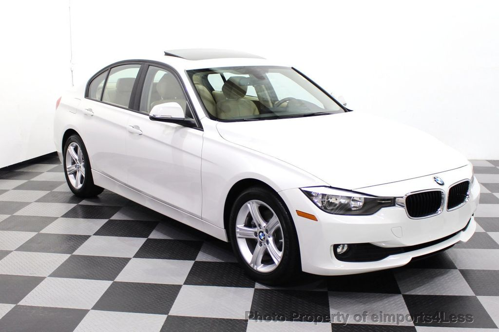 2015 BMW 3 Series CERTIFIED 320i xDRIVE AWD PREMIUM PACKAGE NAVIGATION - 18006912 - 55