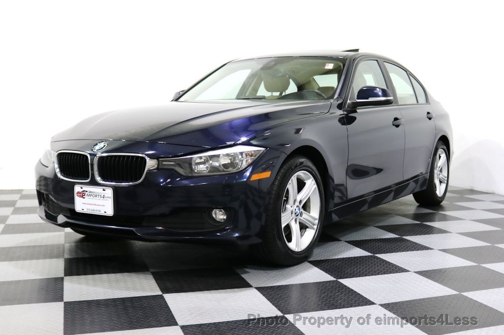 2015 BMW 3 Series CERTIFIED 328d xDRIVE Diesel AWD Blind Spot CAMERA NAV - 18006907 - 15