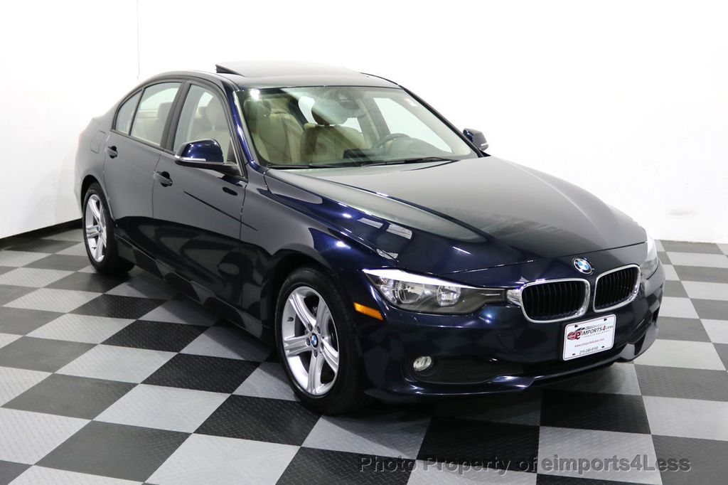2015 BMW 3 Series CERTIFIED 328d xDRIVE Diesel AWD Blind Spot CAMERA NAV - 18006907 - 1