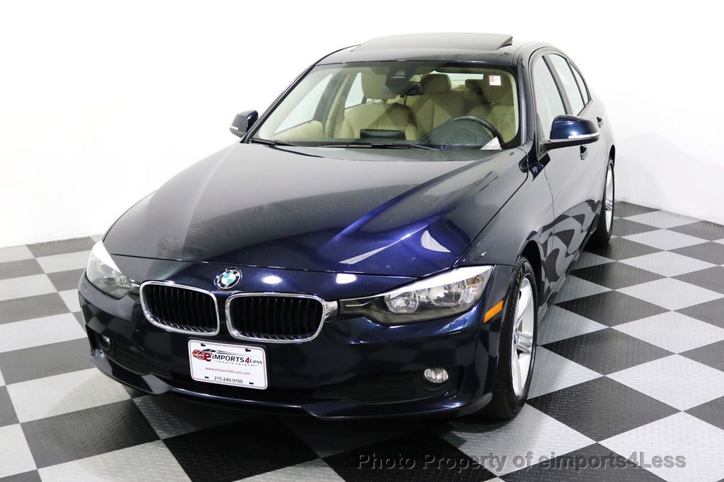 2015 BMW 3 Series CERTIFIED 328d xDRIVE Diesel AWD Blind Spot CAMERA NAV - 18006907 - 29