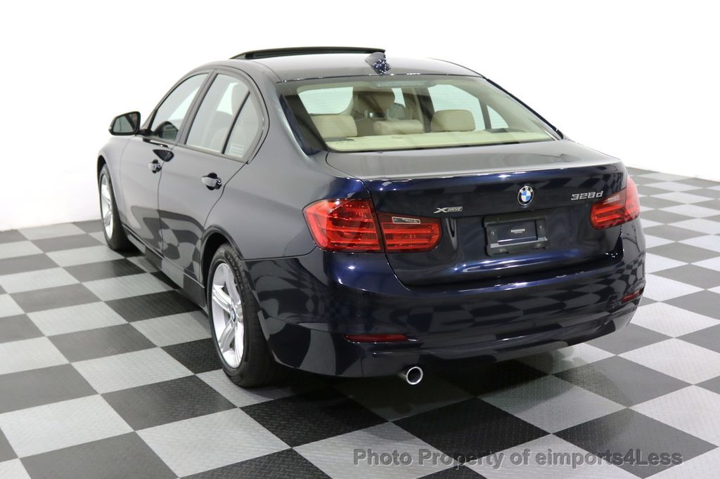 2015 BMW 3 Series CERTIFIED 328d xDRIVE Diesel AWD Blind Spot CAMERA NAV - 18006907 - 31