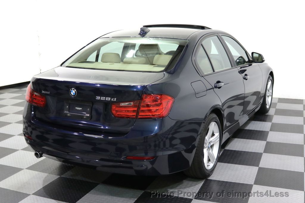 2015 BMW 3 Series CERTIFIED 328d xDRIVE Diesel AWD Blind Spot CAMERA NAV - 18006907 - 3