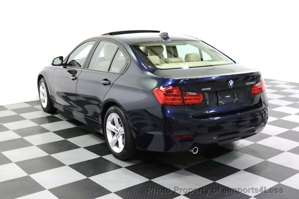 2015 BMW 3 Series CERTIFIED 328d xDRIVE Diesel AWD Blind Spot CAMERA NAV - 18006907 - 45